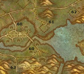 Wow Classic Alliance Leveling Guide 54 55 Wpl Chillwind