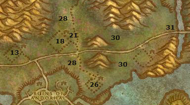 Wow Classic Alliance Leveling Guide 54 55 Wpl