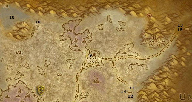 Wow Classic Alliance Leveling Guide 58 58 Silithus