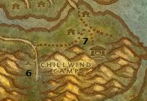 Wow Classic Alliance Leveling Guide Chillwind Camp