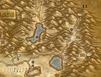 Wow Classic Alliance Leveling Guide Dun Morogh