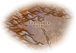 WoW Classic Frostsaber Rock